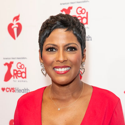 """Anti-Domestic Violence Campaigner"" Tamron Hall Promotes Woman Abuser on Show"