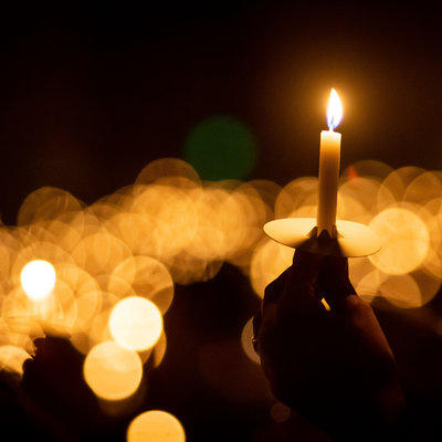 """""""Celebrate Diversity Month"""" Lights Candle in Darkness of Bigotry"""