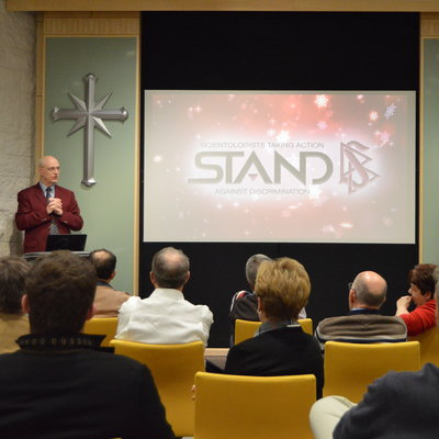 STAND Members Celebrate Success and Another Holiday Season Fighting for Freedom
