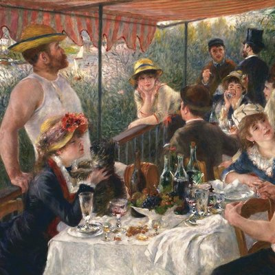On Religion & Politics, or What Not to Discuss at a Dinner Party