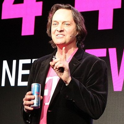 We Didn't Know You Supported Modern Nazism, T-Mobile