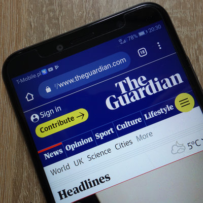 The Guardian—The World's Leading Bigoted Voice