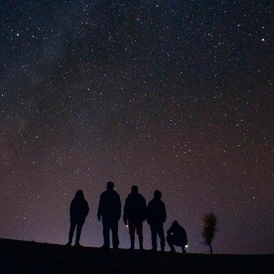 """""""We Are All in the Gutter, but Some of Us Are Looking at the Stars."""""""