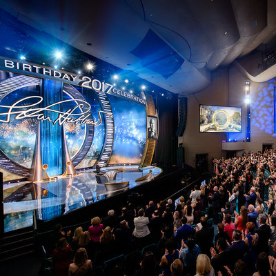 What Scientologists Do for L.Ron Hubbard's Birthday