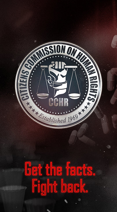 Citizens Commission on Human Rights dokumentarfilmer