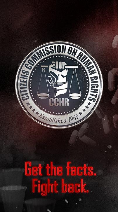 Documentários da Comissão dos Cidadãos para os Direitos Humanos