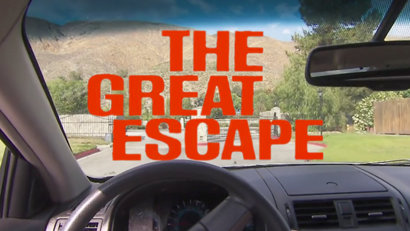 "Watch: The Great ""Escape"""