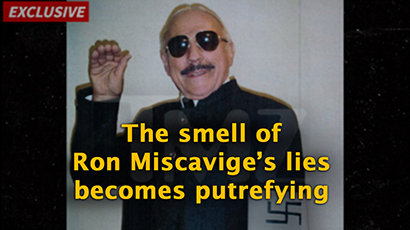 Ron Miscavige's Anti‑Semitic Odeur