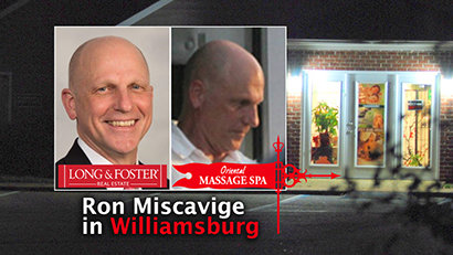 Ron Miscavige • Sex in the Cities Dateline: Williamsburg, Virginia