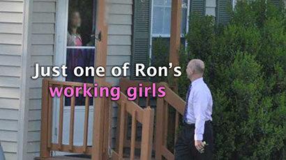 "Ron Miscavige's ""Motel Mistress"""