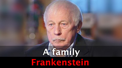 Ron Miscavige • A Monster Wife-Beater