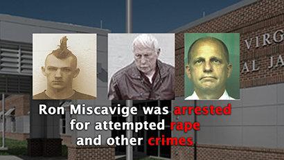 Ron Miscavige: Criminals Unite