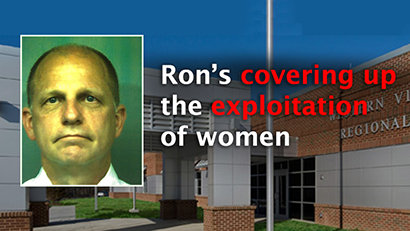 Ron Miscavige • Sex in the Cities Dateline: 9320 Merrimac Trail, Williamsburg, Virginia