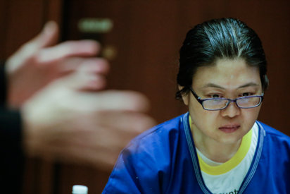 Dr. Hsiu Tseng convicted of second degree murder