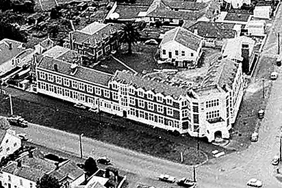 Auckland heritage photograph
