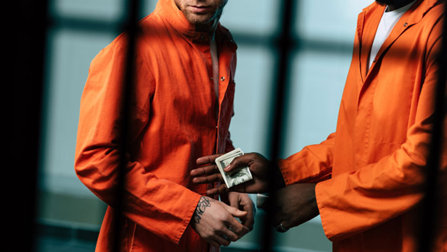 Inmates selling drugs