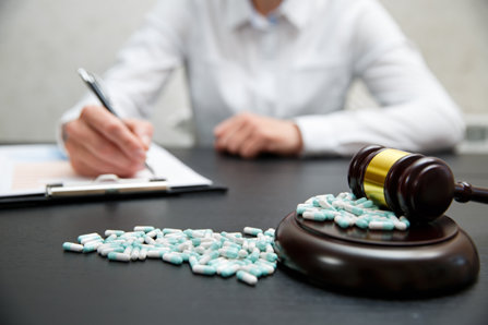 Legal and drug law