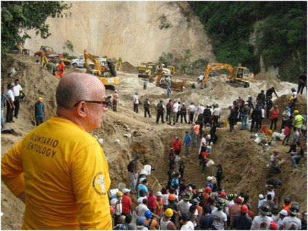 Hundreds of rescue workers dug through the mountain of rock and soil that buried the town of El Cambray Dos—a stark reminder of the urgent need for disaster preparedness.
