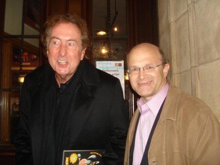 Eric Idle and John Wood