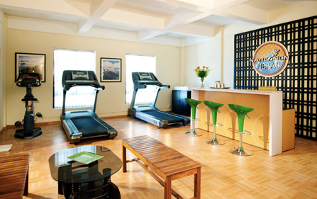 The Detoxification Center at Narconon Nepal