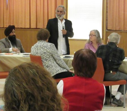 Members of various faiths met to discuss how to promote religious freedom in Denver
