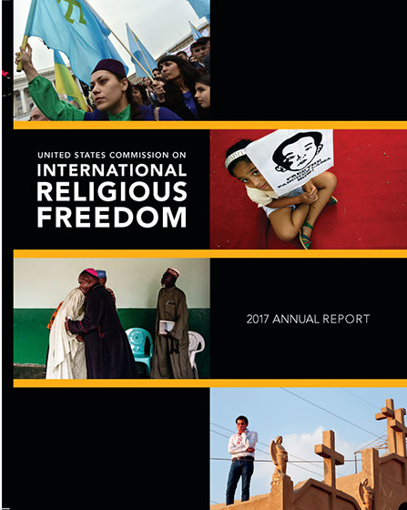 UCSIRF annual report