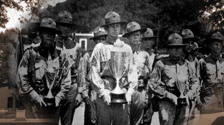 O Corpo de Fuzileiros