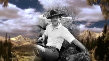 Skogvaktare i Montana