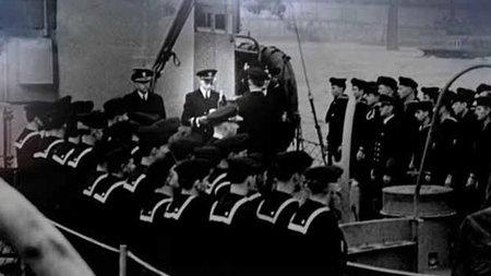Treino de Guardas‑Marinhas