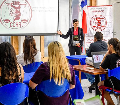 CCHR 50. évfordulós gála