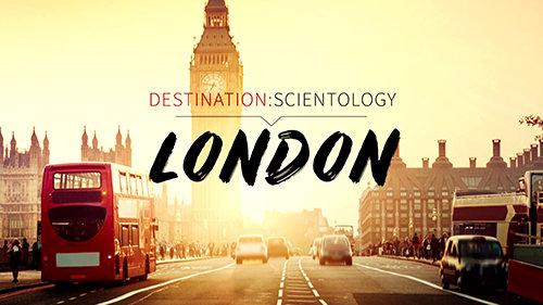 Destination: Scientology ロンドン