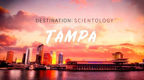 היעד: Scientology. טמפה