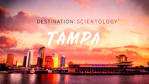 Destination: Scientology. Tampa