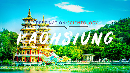 L'église de Scientology de Kaohsiung