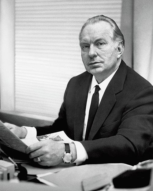 L. Ron Hubbard