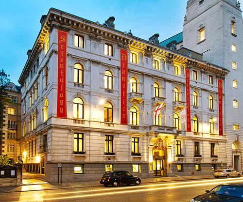 L'église de Scientology de Londres