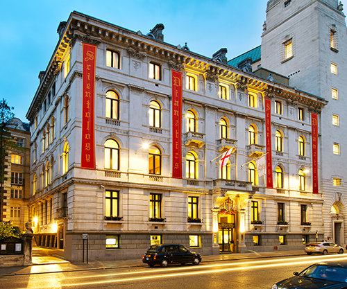 ארגון ה-Scientology של לונדון