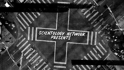 Scientology Media Productions. דוגמה של אפקט חזותי
