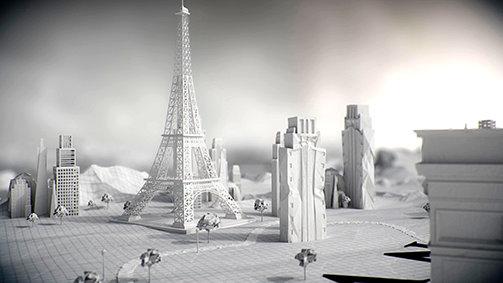 Scientology Media Productions. VFX Beispiel