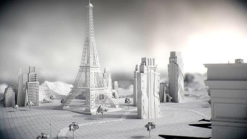 サイエントロジー・メディア・プロダクションズ。 VFXのサンプル