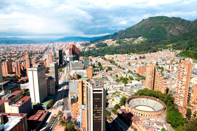 Bogotá, Colombia. The City Closest to Heaven