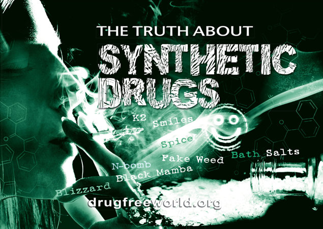 The Truth about synthetic drugs booklet