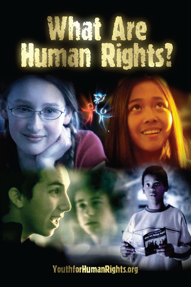 What are Human Rights? booklet
