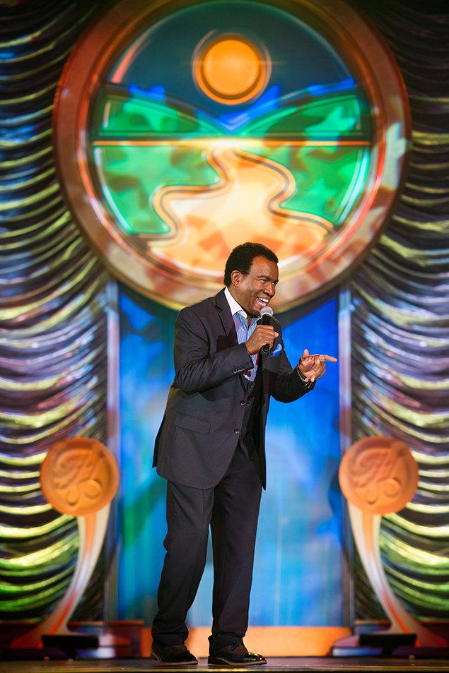 Pastor Moses Brown