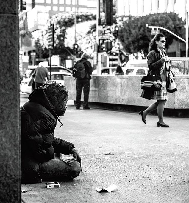 Fewer Homeless are Homeless in Florida