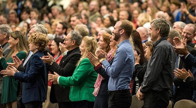 Ceremonia de la Gran Inauguración