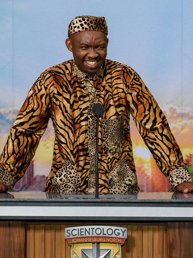 Godfrey Fanie törzsfőnök
