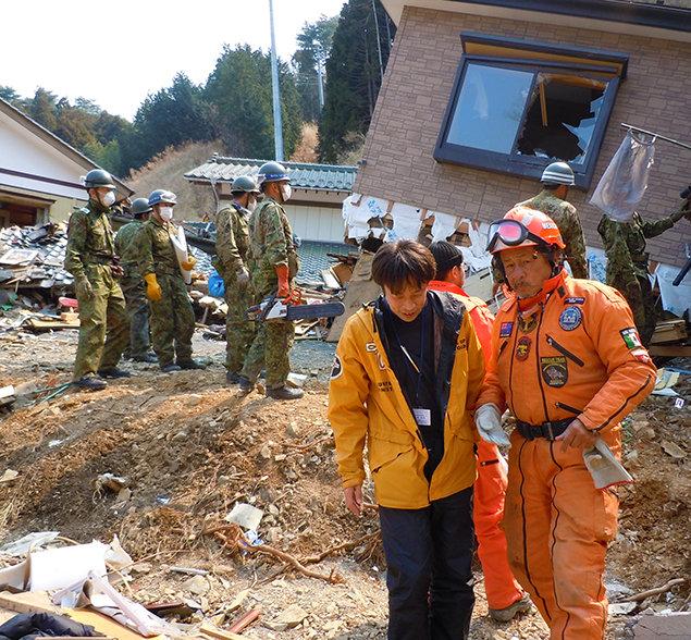 March 11, 2011. Fukushima Earthquake, Tsunami and Nuclear Disaster