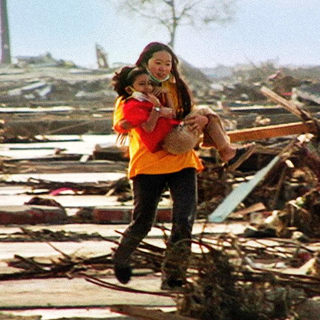 December 26, 2004. Banda Aceh, Indonesia Tsunami
