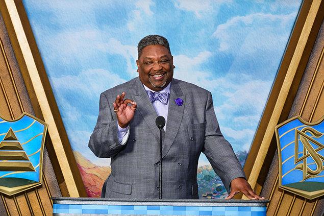 Bishop Franklin Harris